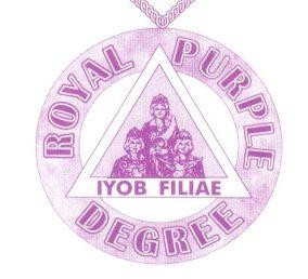 Royal Purple Degree Cert