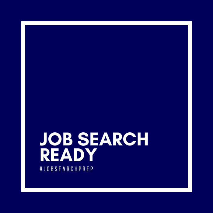 Get Job Search Ready - Job Search Ready Workshop Online Course