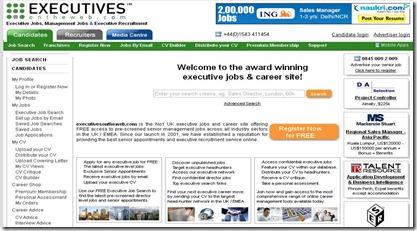 ExecutivesOnTheWeb