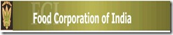 ASSISTANT GRADE III POSTS IN FOOD CORPORATION OF INDIA 2012