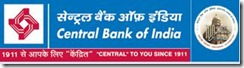 3196 clerk jobs notification in Central bank of India