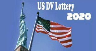 Now Open to Apply the American DV-2020 Green Card Lottery