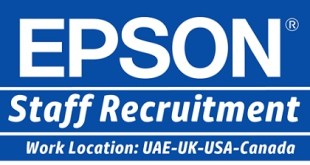 Exciting Career Openings at Epson -