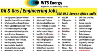 WTS Energy Recruitment