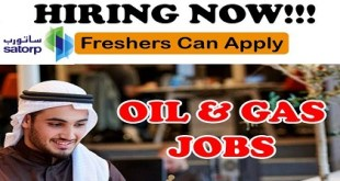 MANY JOB VACANCIES AT SATORP