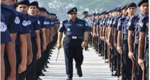 Bangladesh Police published a Job Circular