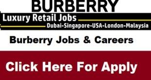 Burberry Jobs & Careers
