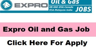 Expro Oil and Gas Job