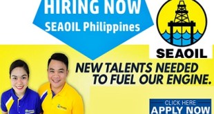 Latest Oil and Gas Jobs at SEAOIL Philippines