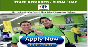 JOBS AT CARREFOUR | REGISTER YOUR CV NOW