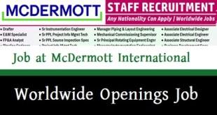 McDermott Careers & Jobs 2019