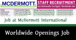 McDermott Careers & Jobs 2019