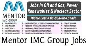 Mentor IMC Group Jobs