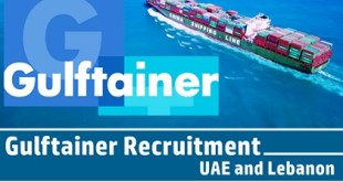 New Job Vacancies at Gulftainer