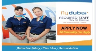 DIRECT STAFF RECRUITMENT!!!! Flydubai