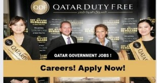 Qatar Duty Free -QATAR GOVERNMENT JOBS