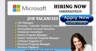 HIRING NOW @ MICROSOFT