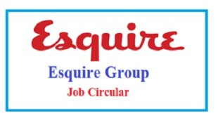 Esquire Group published a Job Circular.