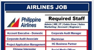 Philippine Airlines Careers