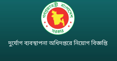 Department of Disaster Management