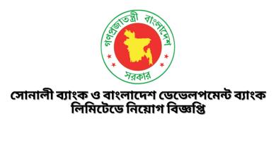 Sonali Bank Bank Job Circular
