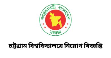 Chittagong University Job Circular 2021