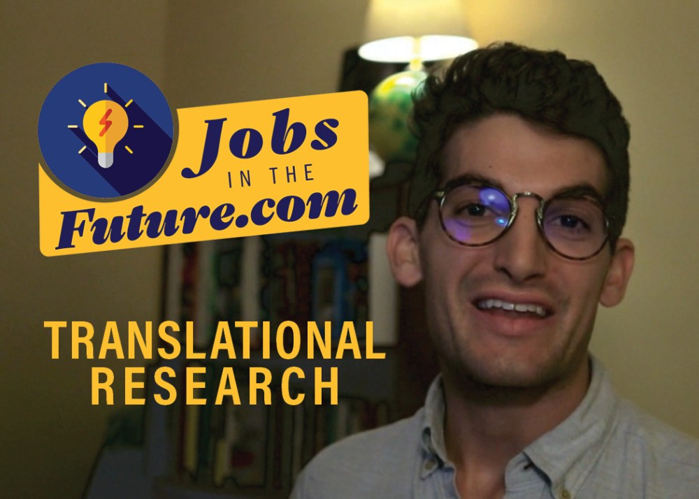 Jobs in the future with a general sciences degree