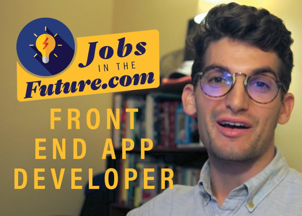 tutorials and courses for beginner front end app developers