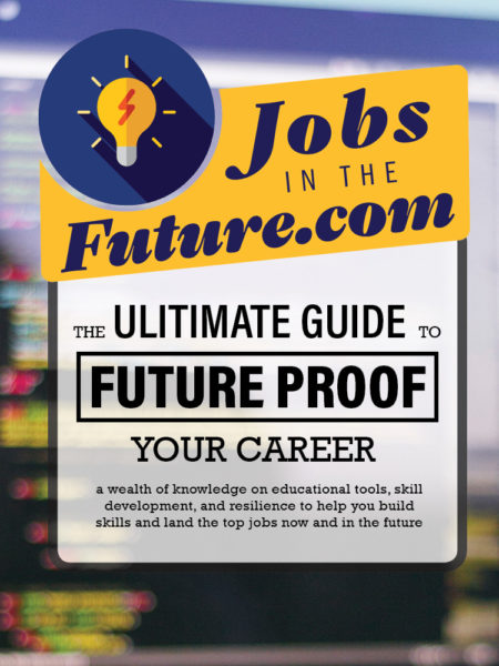 The Ultimate Guide to Future Proof Your Career - Cover