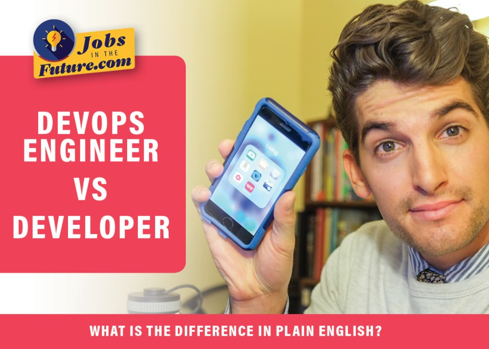 DevOps Engineer Vs Developer