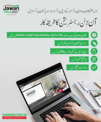Hunarmand Pakistan Program 2020
