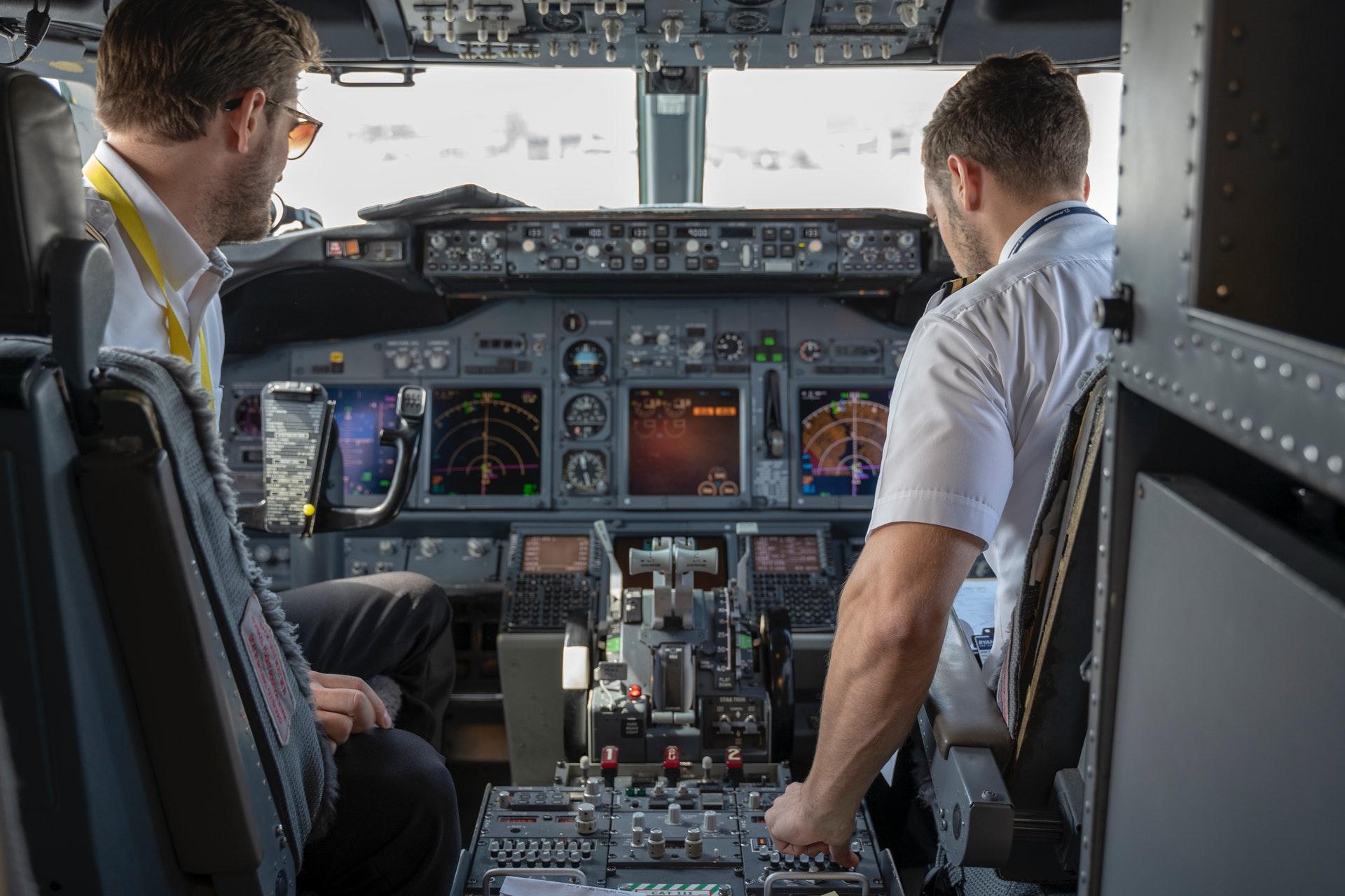 info kerja pilot
