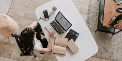 How to set up a productive work from home environment