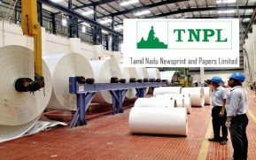TNPL Recruitment 2020 For BE/ Btech/ PG Diploma Freshers Last Date - 23 March 2020