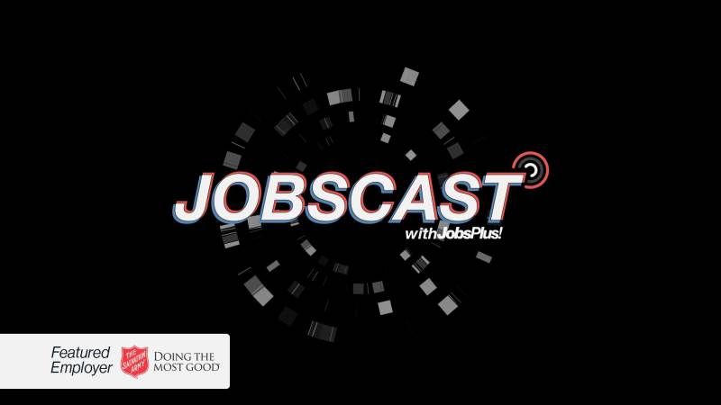 JOBSCAST with The Salvation Army Syracuse Area Services