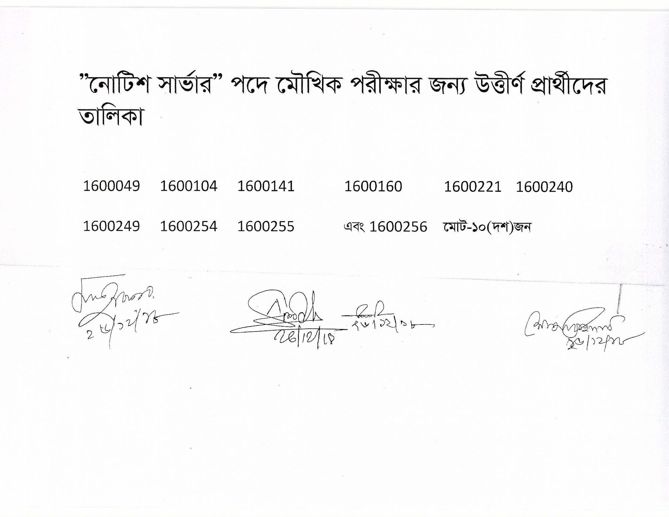 Taxes Zone Gazipur TZG Exam Result Admit Exam Date 2019 6