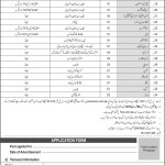 Frontier Works Org (FWO) Jobs 2016 Latest Advertisement