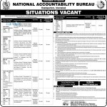 NAB Headquarters Islamabad Jobs 2016 By NTS Latest