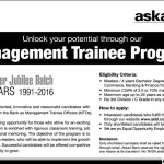 Askari Bank Jobs 2016 For Management Trainee Officers