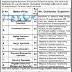 LDA Lahore Jobs 2016 in Strategy Policy Unit SPU