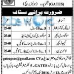 FWO Jobs 2016 Punjab General & Technical Education School System