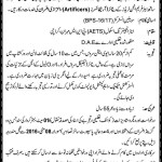 Jobs 2016 In Pakistan Navy As Civilian Instructor