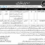 Pakistan Army NLI Regimental Jobs 2016