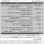 Jobs In National Logistics Cell 2016 for Toll Plaza Manager