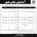 Pak Army GHQ Jobs 2016 Signals Battalion Rawalpindi 31 Posts