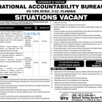 NAB National Accountability Bureau Jobs July 2016