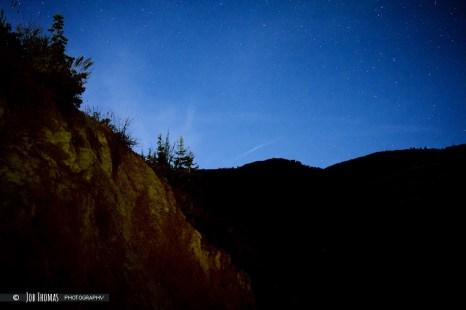 Night Photography Park City