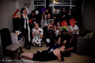 Halloween Housewarming Party