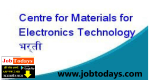 Centre For Materials For Electronics Technology Bharti 2020