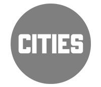cities-bw